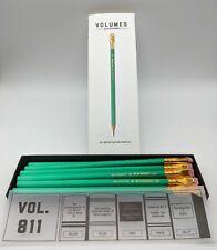 Full Box 12 Blackwing Volumes 811 Glow in the Dark Pencils - FREE HACKWINGS