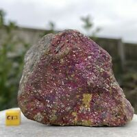 Chalcopyrite Treated Mexico Healing Crystal/Mineral RSE203 ✔100% Genuine