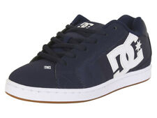 DC Shoes Men's Net Navy/Gum Skateboarding Sneakers Shoes