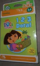 Leap Frog Tag Junior - Dora The Explorer - 1-2-3 Counting -  Brand NEW