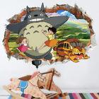 My Neighbor Totoro 3d Kids Nursery Removable Wall Vinyl Stickers Art Home Decor