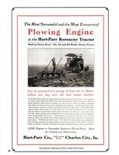 Selected Ads for Farm Tractors, Stationary Engines and Other Machinery 1909-1916
