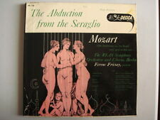 Mozart, The Abduction from the Seraglio, Decca Records DX-133, Rare 2 LP set