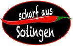 scharf aus Solingen