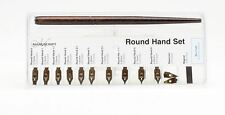 Calligraphy dip pen nibs - Roundhand selection box