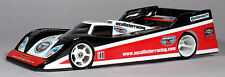 Standard 1/12  Clear RC car body for road racing-  MX-12