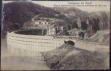 1910 - Castiglione dei Piepoli - Diga di alle acque del Brasimone