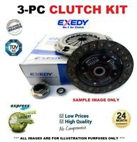 Brand New 3-PC CLUTCH KIT for TOYOTA AVENSIS Combi 2.0 D4D 2006-2008