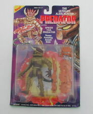 1994 Kenner Toys Predator - Spiked Tail Predator with Assault Disks On Card