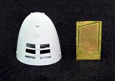 1/144 Metallic Details  Detailing set for C-5B Galaxy. Tail cone MDR14411
