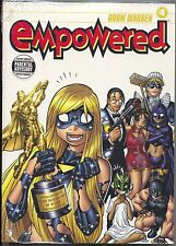 Empowered 4 TPB GN Dark Horse 2008 NM 1st Printing Factory Sealed Warren