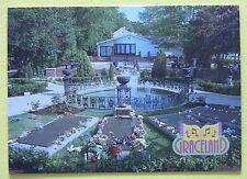 ELVIS  1992 THE ELVIS COLLECTION, GRACELAND #204 CARD, MEDITATION GARDEN