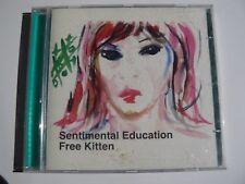 free kitten - sentimental education (kim gordon de sonic youth) CD