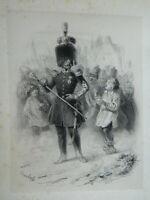 Lito Bouchot (1849-1906) El Comandante de Tambor