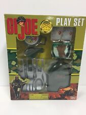 2000 Hasbro GI JOE Play Set MISPRINT!! NEW Manley Toy (GI4132)