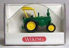 """Wiking special edition: LAD Bulldog with roof """"Man Filter - Agritechnika 2015"""""""