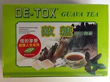 De-Tox Guava Tea -  2.5g X 90 Tea Bags - Detox Regulate Blood Sugar