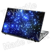 Laptop Skin Cover Notebook Sticker Decal Stars at night