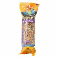 "Lm Sunseed Grainola Cockatiel Treat Bar with Banana & Raisin 4"" Bar"