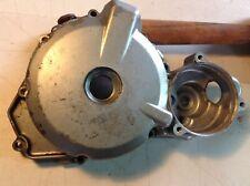 SUZUKI DR250-Z(9/03) LEFT ENGINE FLYWHEEL COVER .