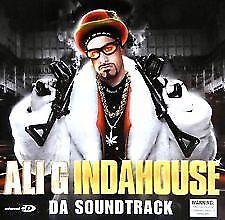 Ali G -Indahouse-Da soundtrack (2002, v.a.: Adam F, Foxy Brown..)-NEW AND SEALED