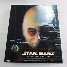 "Star Wars The Story of Darth Vader Book & Exclusive Anakin Skywalker 12"" Figure"