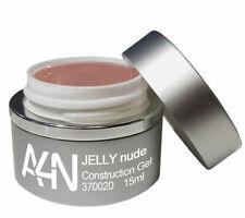 aktive4Nails JELLY GEL Nude 15ml / Gelee-Gel UV/LED ProfiGel Aufbau/Reparatur