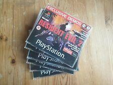 Offizielle Playstation Magazin-Demo Discs-verschiedene
