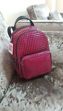 Juicy Couture Aspen rapberry Mini Zippy Mochila PVP: £ 69