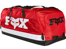 FOX RACING PODIUM 180 RED GEAR BAG MX MOTOCROSS LUGGAGE WEEKENDER OVERNIGHT
