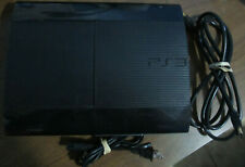 PLAYSTATION 3 PS3 SUPER SLIM CECH-4001C 500GB MOD OVER 150,000 GAMES EXTRAS