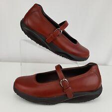 separation shoes 0ac37 b04a2 Sólido De Mujer Mbt Cuero Ebay UROUA1