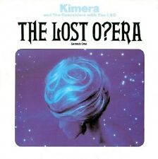"""KIMERA AND THE OPERAIDERS WITH THE LSO The Lost Opera 12"""" Record Red Bus 1984 EX"""