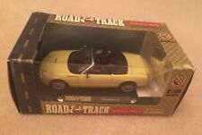 1/18 SCALE DIE CAST  ROAD & TRACK COLLECTORS EDITION FORD THUNDERBIRD SHOW CAR