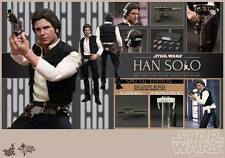 Hot Toys 1/6 Star Wars Episode IV a Hope MMS261 Han Solo Action Figure