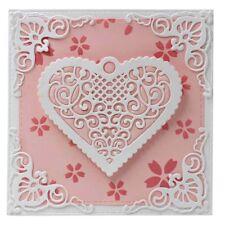Heart Metal Cutting Dies Stencil Scrapbooking Card Paper Decor Embossing Craft