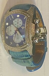 Aqua Master mens chronograph no