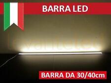 BARRA LED 40 CM sottopensile cucina PER PRESE COMANDATE chip samsung 3000K
