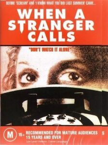 When A Stranger Calls DVD 1979 THE ORIGINAL - Carol Kane, Charles Durning - NEW