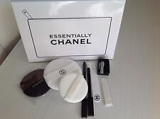 CHANEL ACCESSORIES MINI MAKE UP BRUSH SHARPENER GIFT 8 PIECE SET BRAND NEW