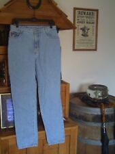 "(F221) ""BONGO"" WOMEN'S Sz. 11-R BLUE JEAN PANTS (PRE-OWNED / VGOWC)"