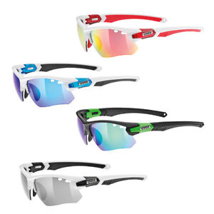 uvex eyewear sportstyle 109  ( with 2 additional pairs of lenses ! )