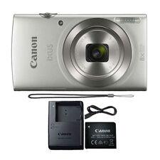 New! Canon PowerShot PowerShot IXUS 175 / ELPH 180 20MP 8X Zoom Digital Camera