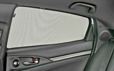brand new genuine window laser shades honda civic hatch 08r10teal10