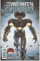 The Infinity Gauntlet #5 : Marvel Comics : January 2016