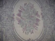 Floral Traditional-European Hand-Woven Rugs
