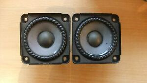 Replacement/Upgrade Neodymium Speaker Driver Set for Bose SoundDock 1, 2 & 3