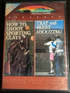 How To Shoot Sporting Clays Trap & Skeet Shooting DVD