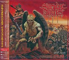 SUICIDAL ANGELS - Division of Blood +2 / Japan OBI New CD 2016 / Thrash Metal