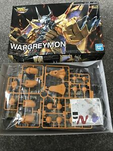 Digimon - Figure-Rise Standard Wargreymon Amplified Model Kit Bandai